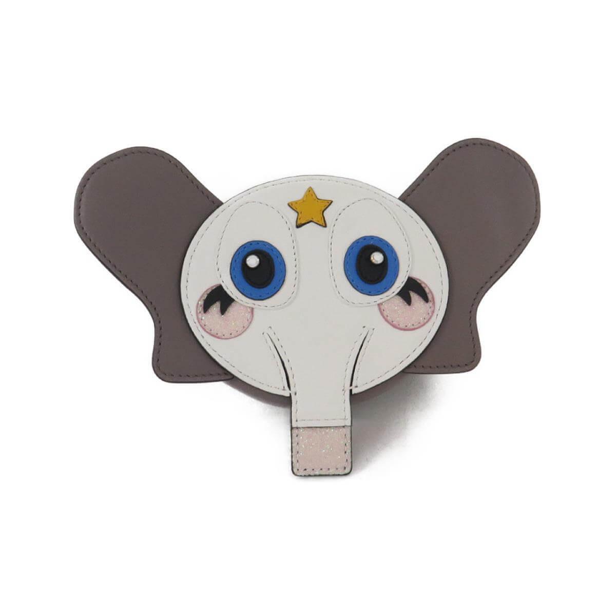 トッズの象のコインケース