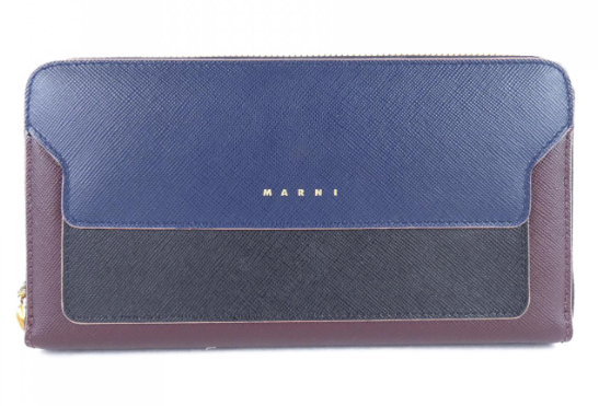 マルニの長財布