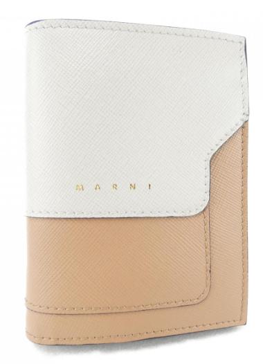 マルニの二つ折り財布