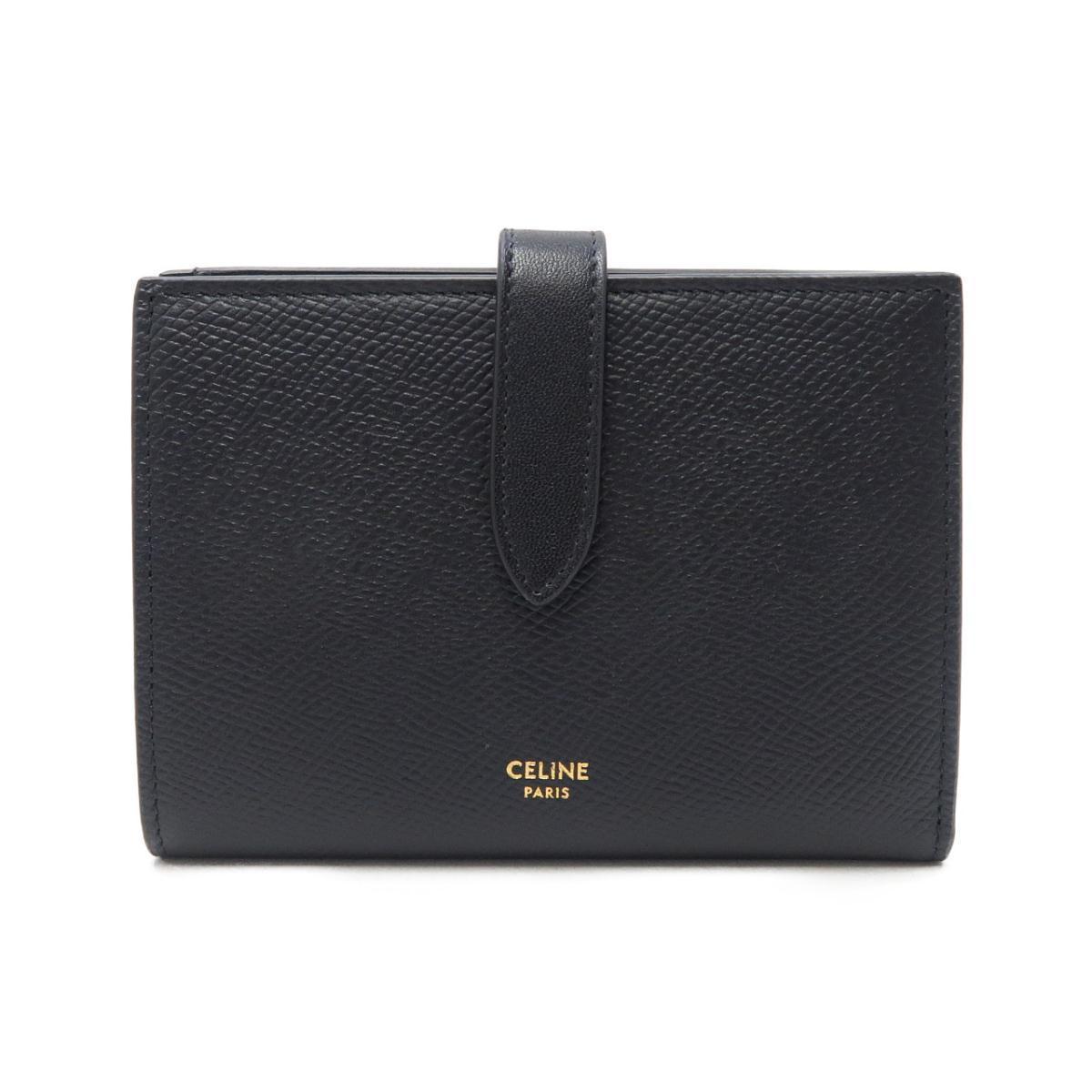 黒いセリーヌの財布