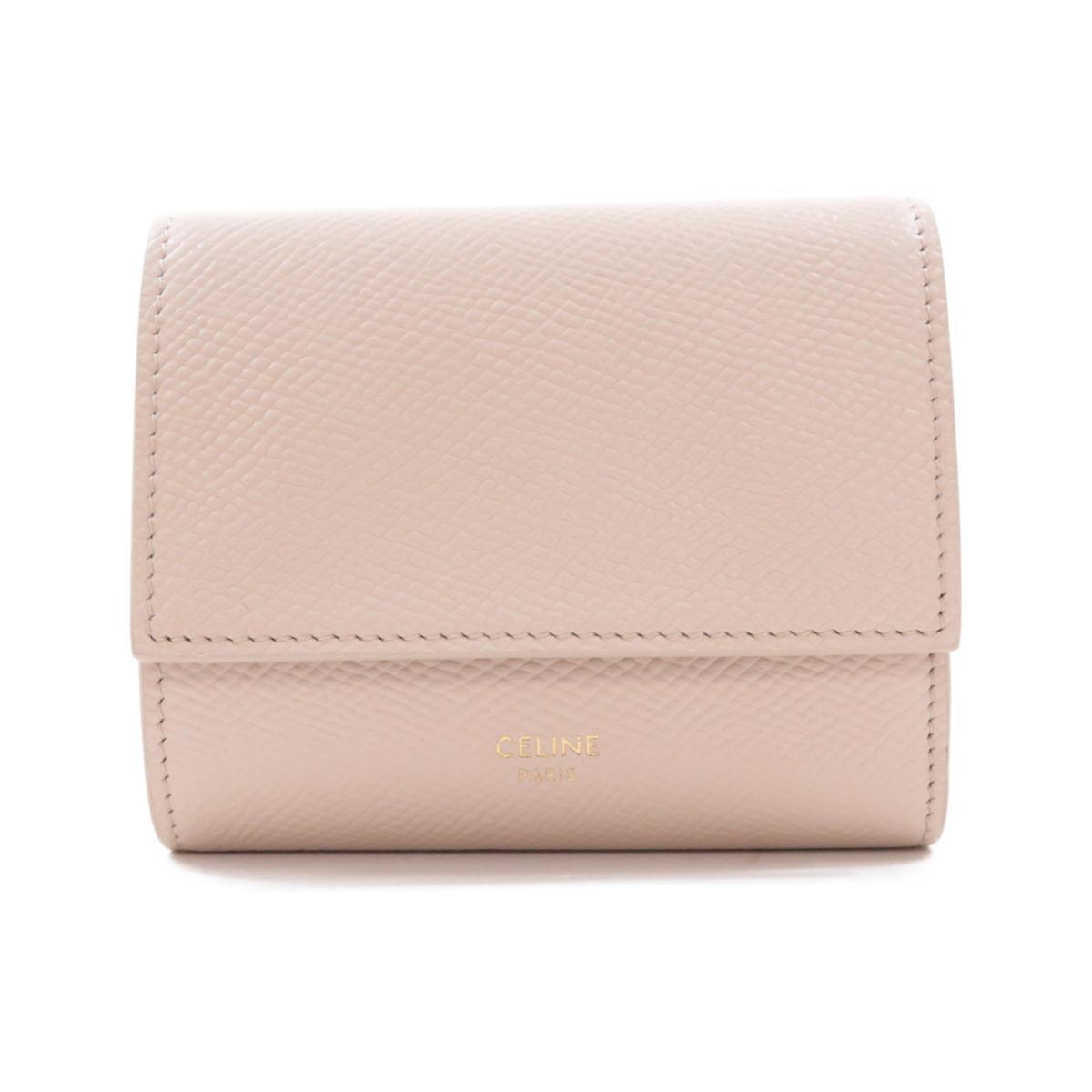 セリーヌのミニ財布