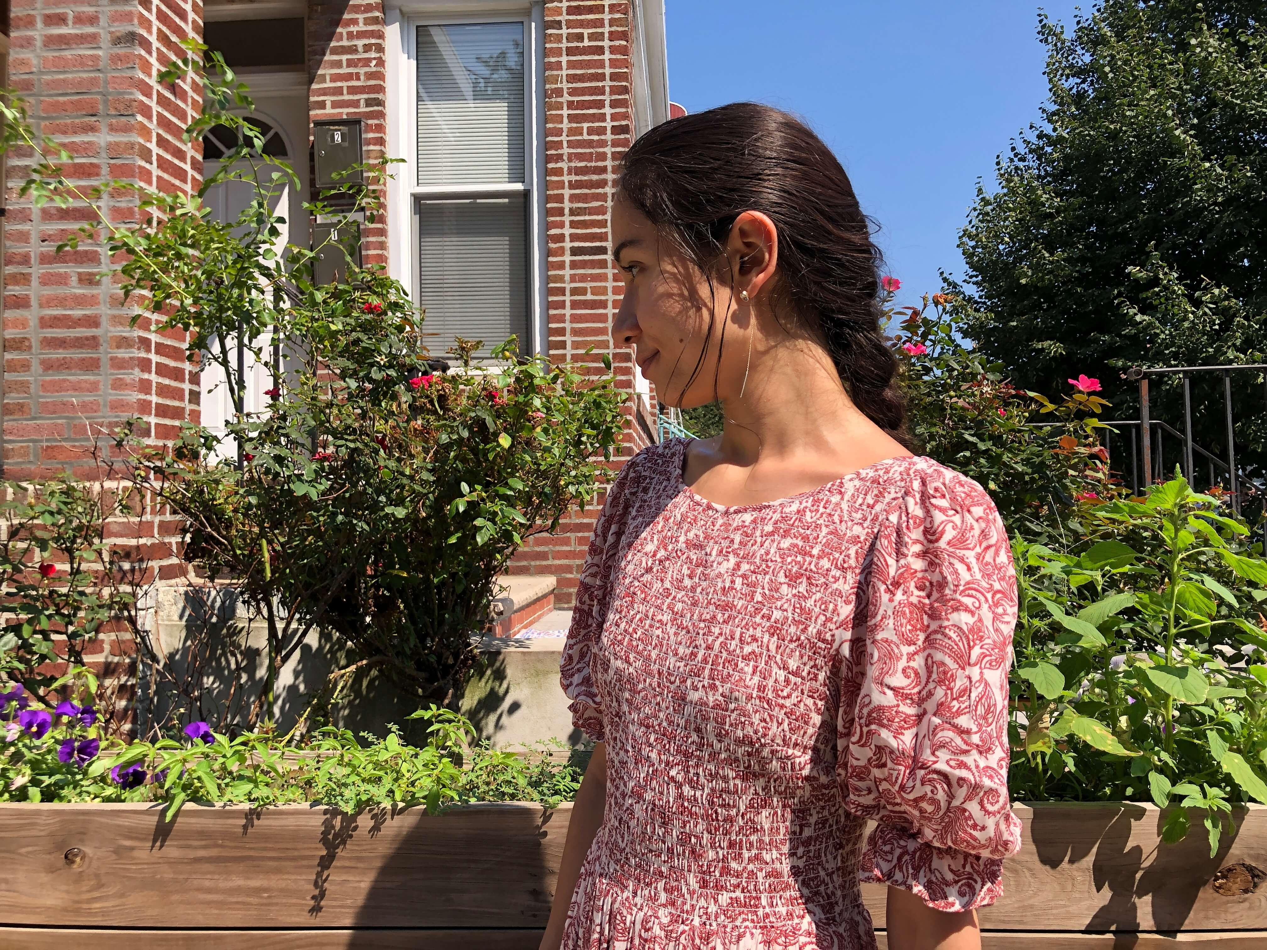 【私たちのサスティナブルVol.7】ファッションをサスティナブルな目線で楽しむベイカー恵利沙さん