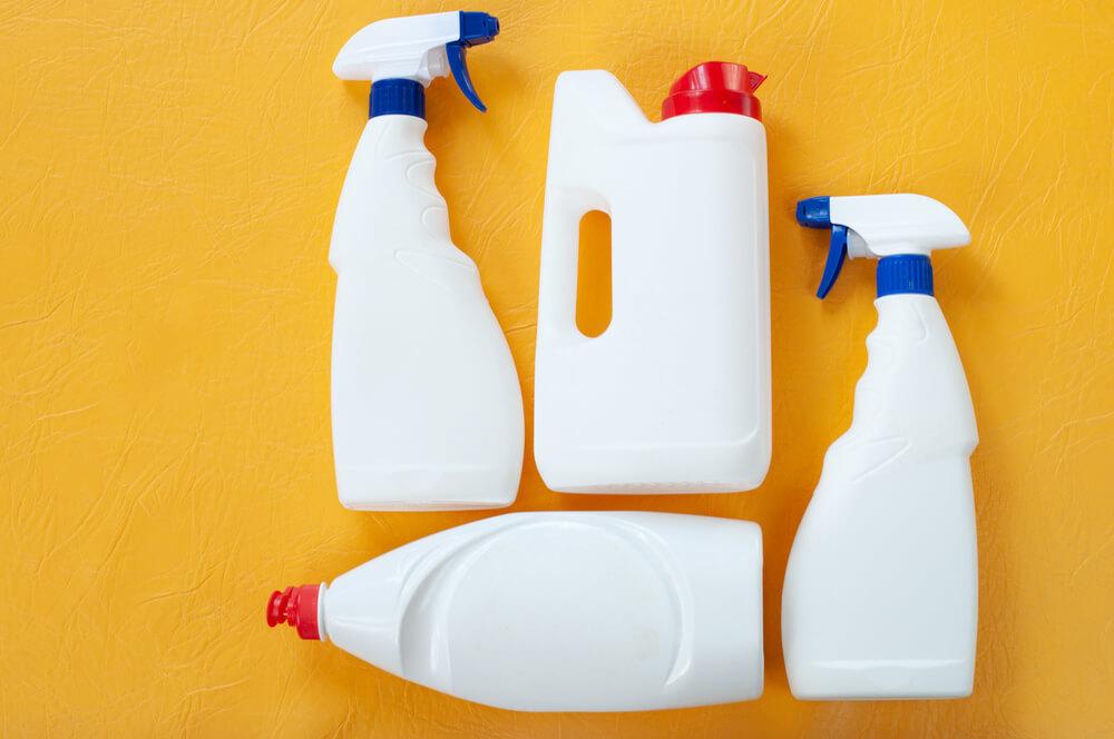 ポリ塩化ビニル製の容器
