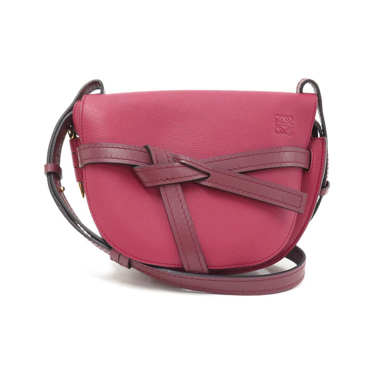 ピンクのゲートスモールバッグの商品画像