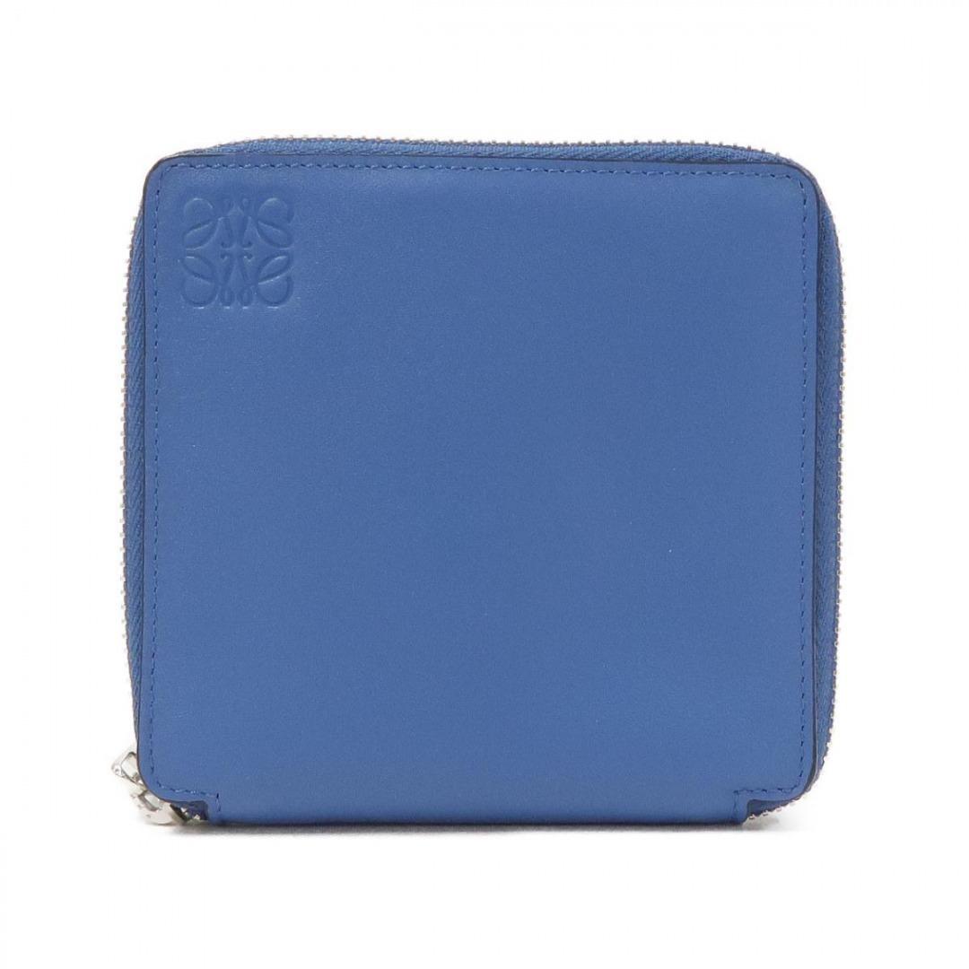 ロエベの二つ折り財布