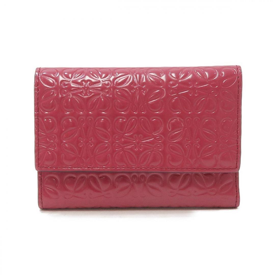 ロエベのリピートデザインの財布