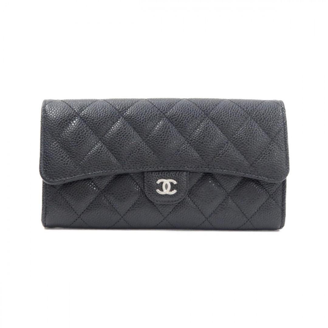 シャネルの財布(マトラッセ)