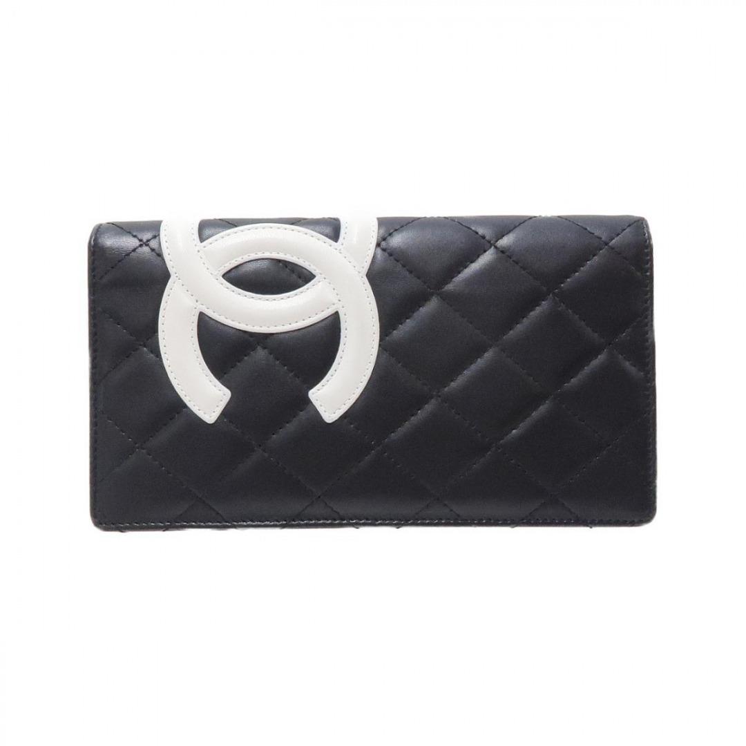 シャネルの財布(カンボンライン)