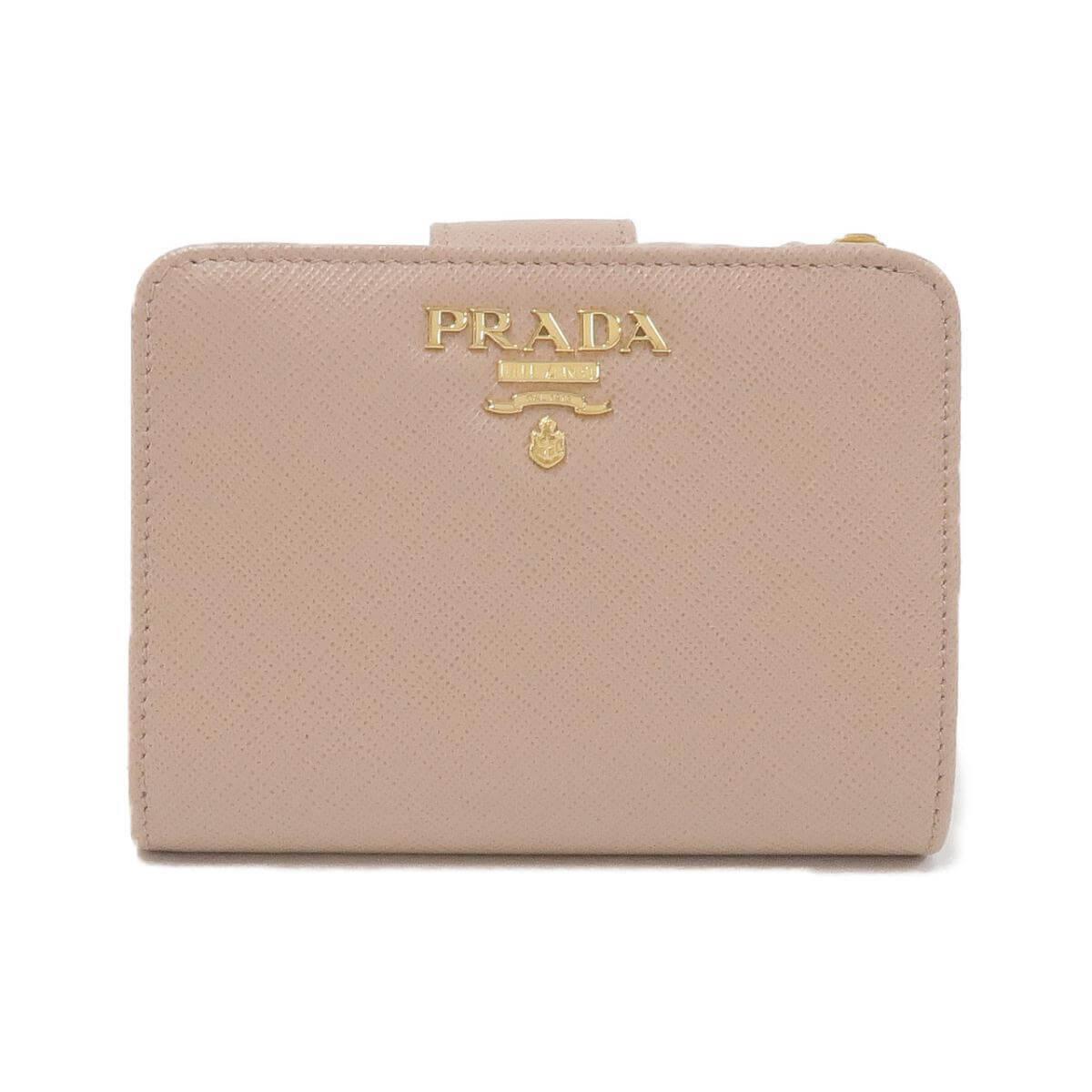 プラダのミニ財布