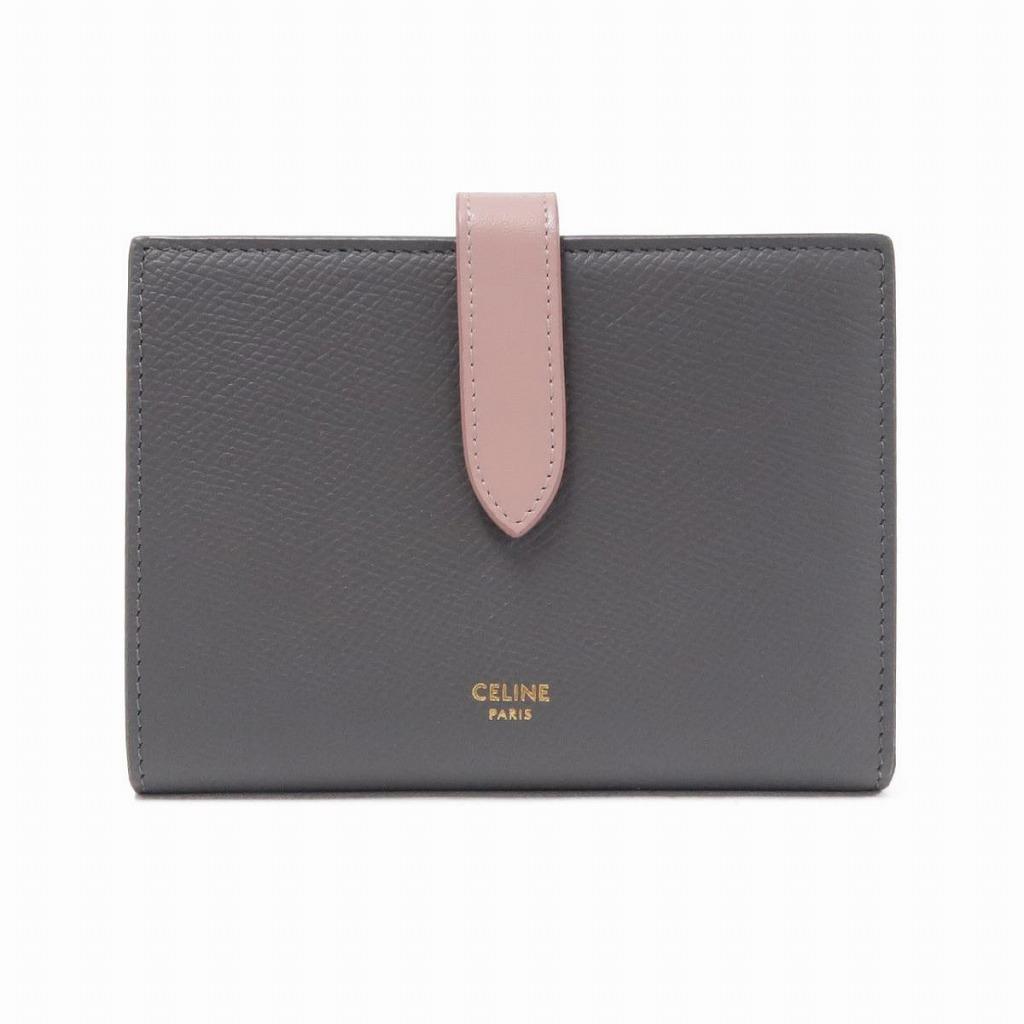 セリーヌの二つ折り財布