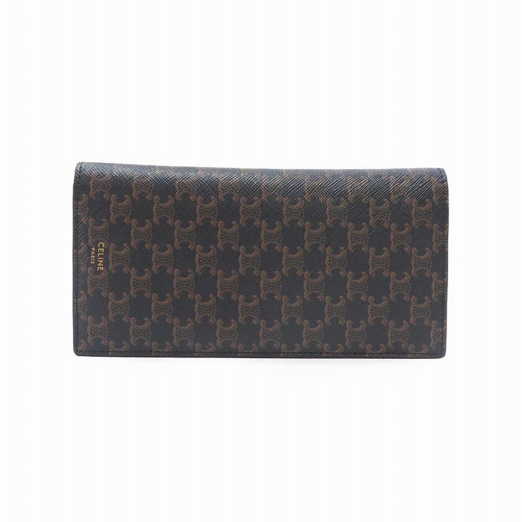 セリーヌのトリオンフの財布