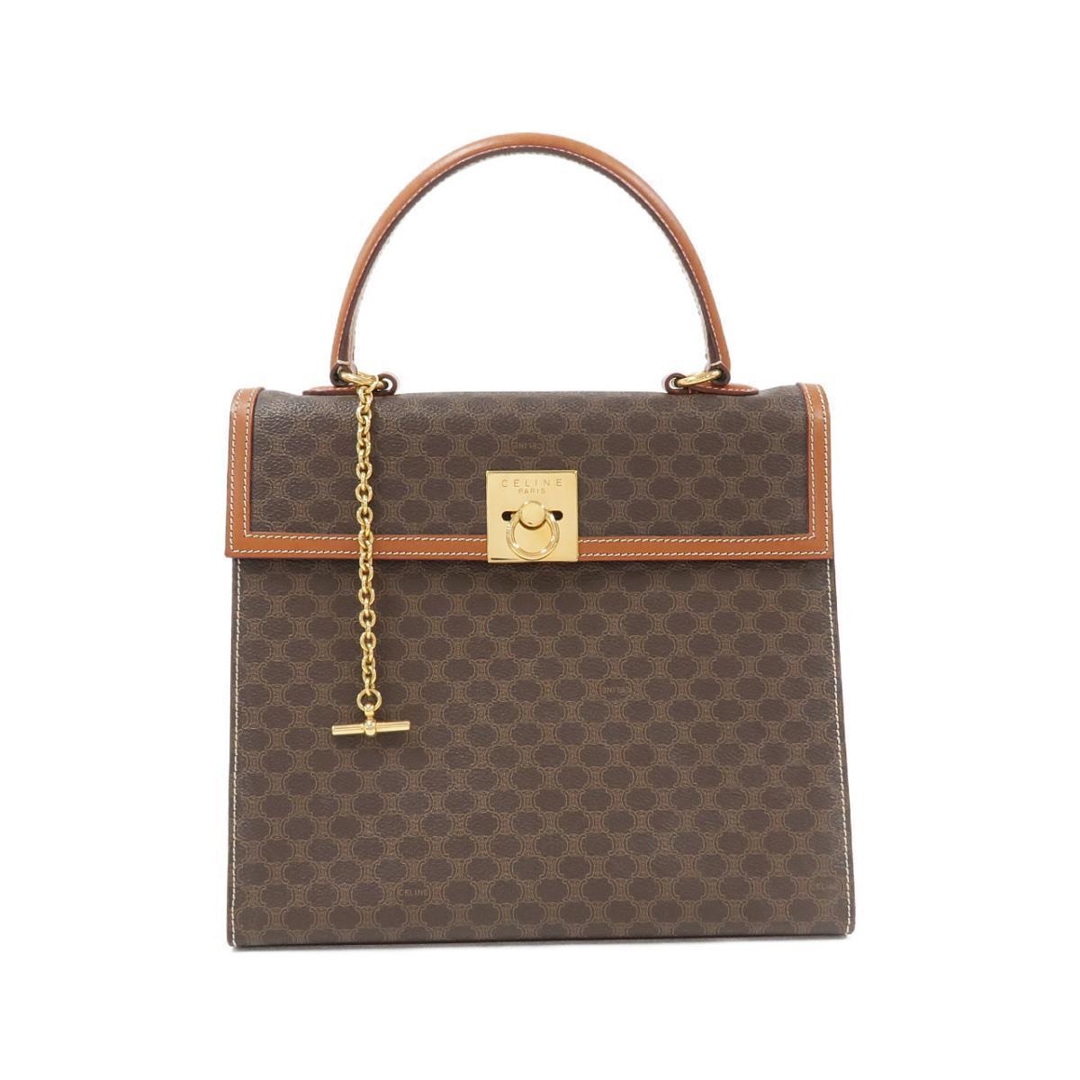 オールドセリーヌのハンドバッグ