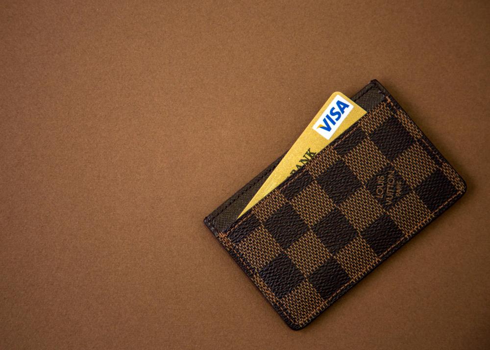 ルイ・ヴィトンのカードケース