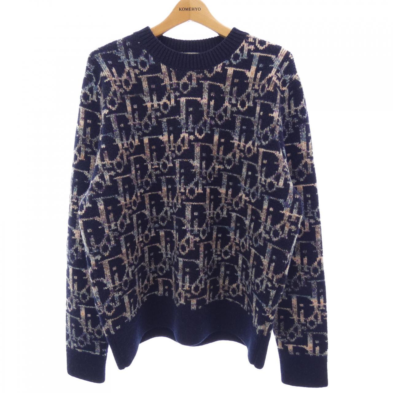 Diorのセーター